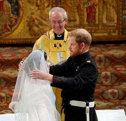 Archbishop of Canterbury breaks silence on Harry and Meghan