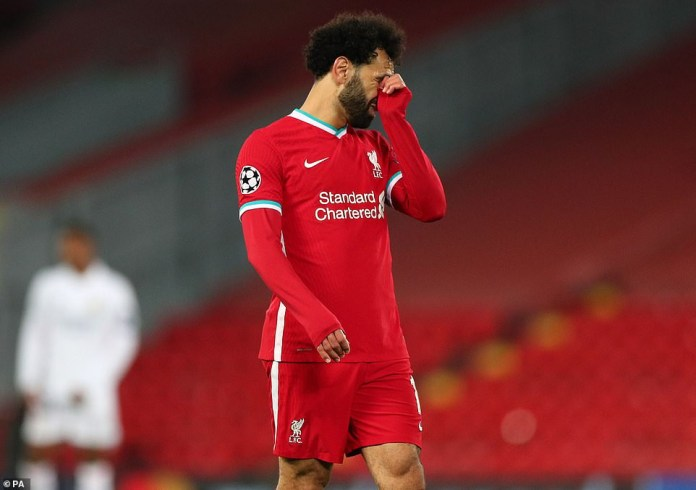 Liverpool 0 Real Madrid 0 (agg 1-3): Liverpool crash out of Champions League