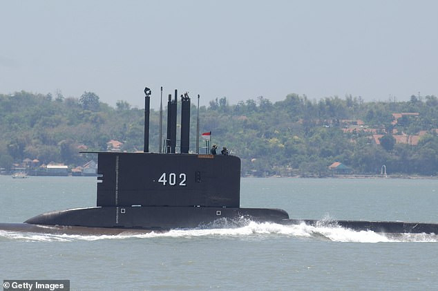 Update: Indonesian Navy submarine with 53 sailors on board which went missing is declared