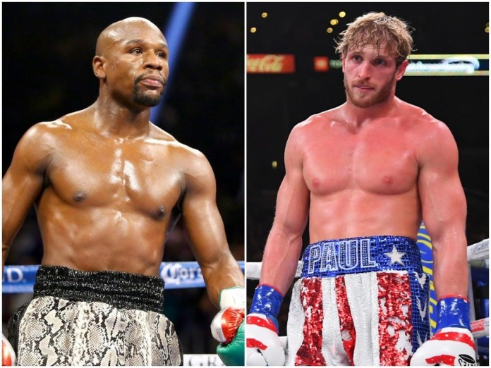 Floyd Mayweather fight with YouTuber Logan Paul confirmed for 6 June in Miami