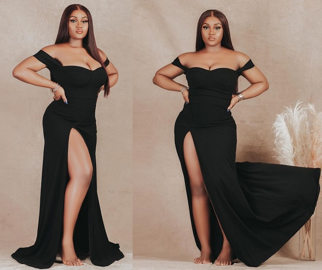 Chioma Rowland releases stunning photos to celebrate her 26th birthday