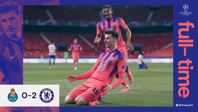 FC Porto vs Chelsea 0-2 - Highlights [DOWNLOAD VIDEO ...