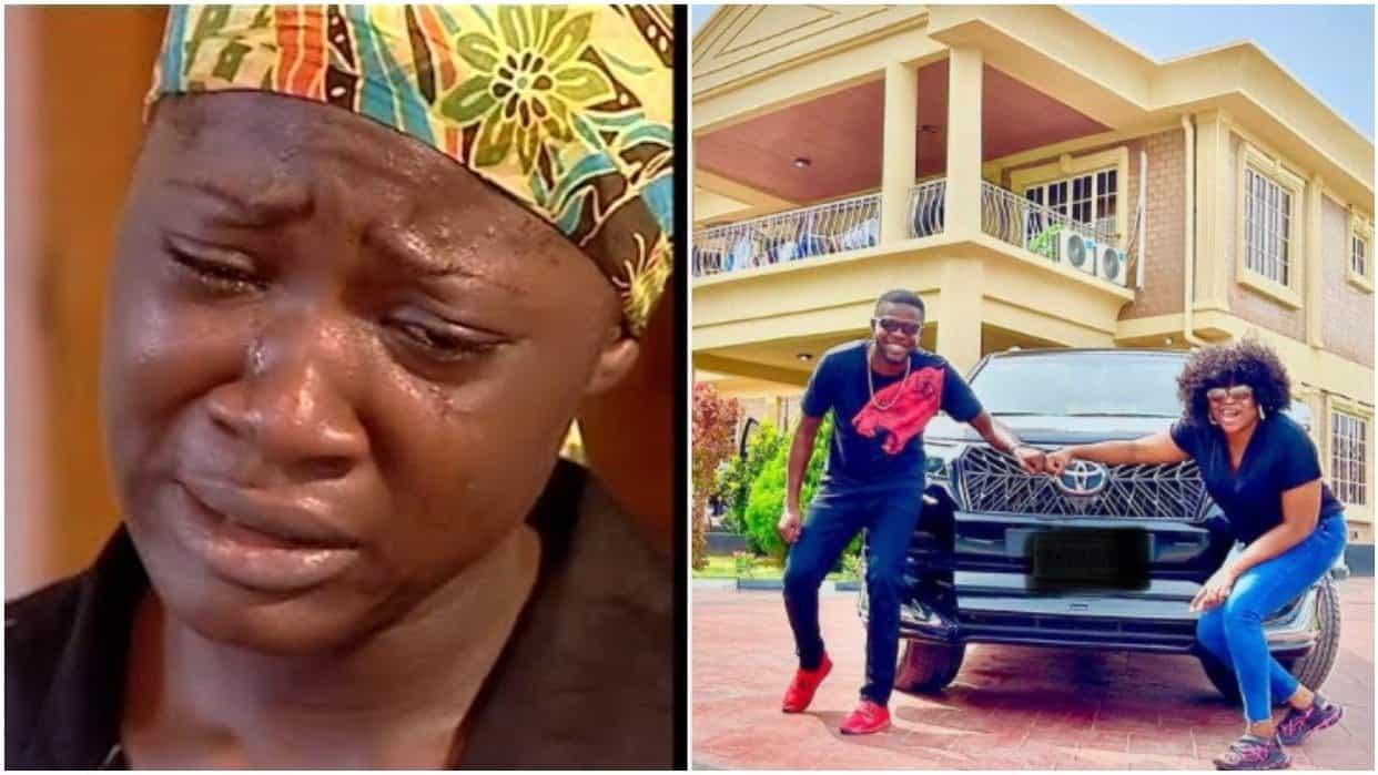 Mercy Johnson begs Funke Akindele, JJC Skillz