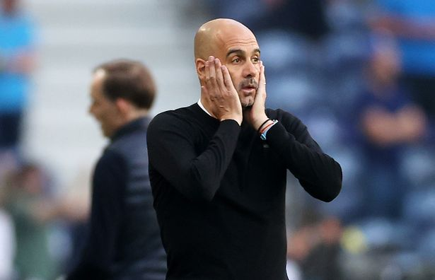 Guardiola ripped up his winning formula for the showdown with Chelsea