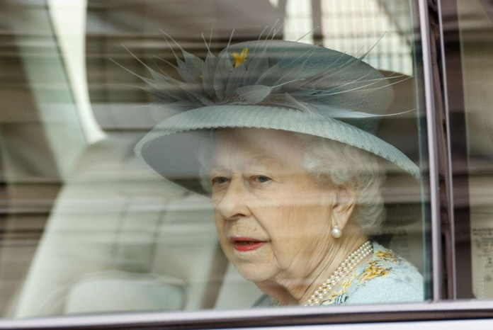 Queen Elizabeth announces plan to ban LGBTQ conversion therapy in her first major event since Philip