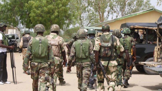 Soldier commits suicide after killing a customs officer in Seme