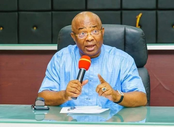 Governor Uzodinma sacks all aides in his cabinet amid worsening?insecurity in Imo state