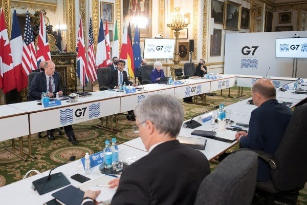 G7 Countries pledge to end fuel and diesel consumption by 2030