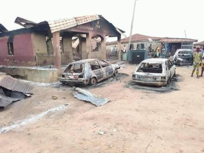 Many Killed, Palace Burnt As Suspected Bandits Attack Igangan In Ibarapa