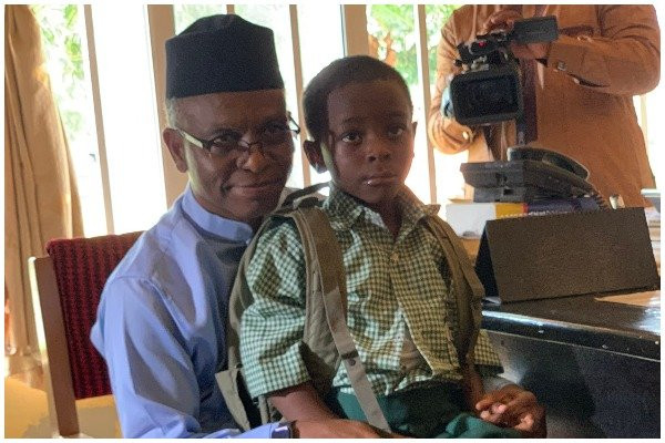 I withdrew my son from a public school because bandits were targeting him- Gov El-Rufai