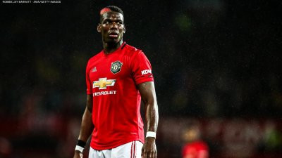 PSG approach Paul Pogba over transfer with less than 12 months left on his Manchester United contract