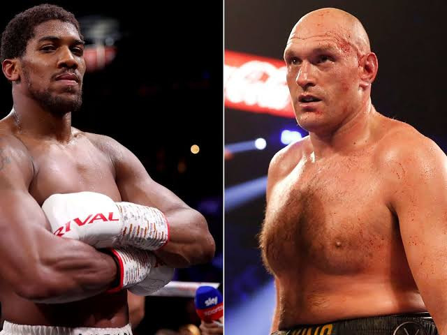 Tyson Fury says he might not fight Anthony Joshua next after Deontay Wilder fight; names six possible heavyweight challengers