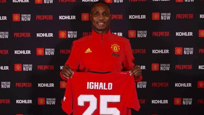 Odion Ighalo snubs Manchester United when asked about club that gave him highest point of his career