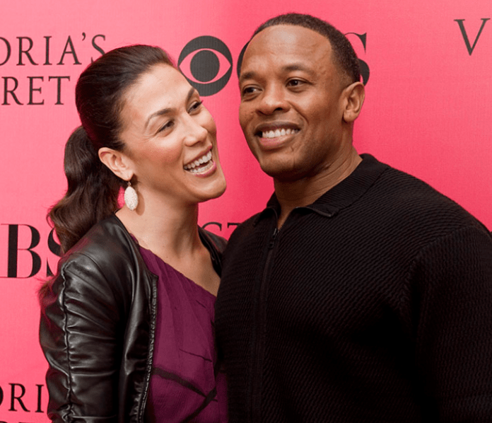 Dr Dre ordered to pay 0K per month to Nicole Young in spousal support
