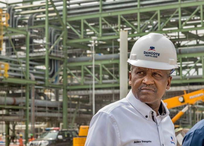 Aliko Dangote, Africa's Richest Man, Makes Bid for Immortality - Bloomberg