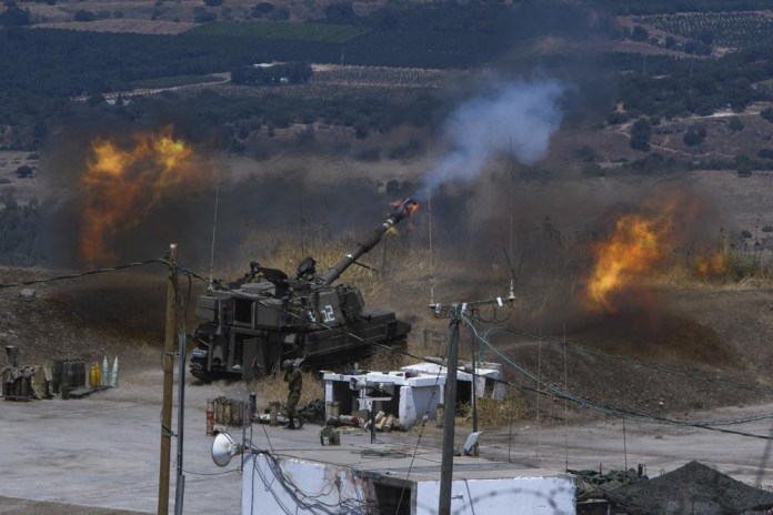Hezbollah, Israel trade fire for the third day running in dangerous Middle East escalation (photos)