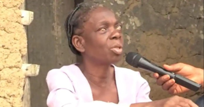 My elder sister made me blind because a rich man promised to marry me ? Woman narrates (video)