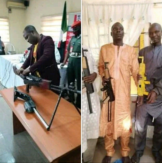 NDLEA intercepts armed bandits, seizes G3 rifle with 78 rounds of live ammunition from weapon manufacturer in Katsina and Benue