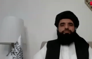 """""""Women can be educated up to university level and will all wear the hijab"""" - Taliban spokesman says following takeover of Afghanistan (video)"""
