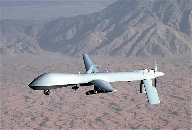 U.S. drone strike kills ISIS-K