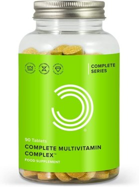 Bulk Powders complete is an excellent choice multivitamin for men