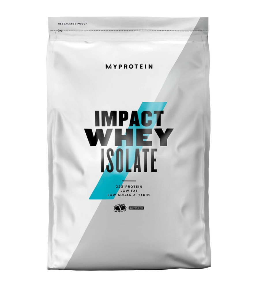 MyProtein Isolate proteins