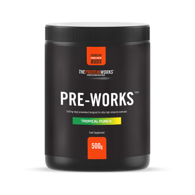 Pre-works in our review is the best pre workout for women