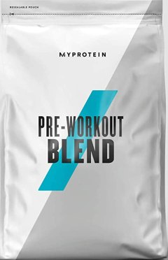MyProtein has several great pre workout formulas available