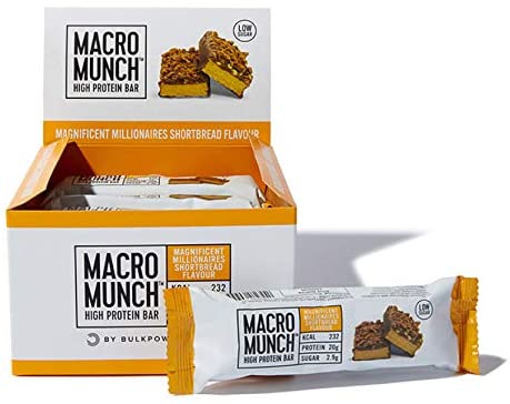 Macro Munch are some of the best low carb protein bars