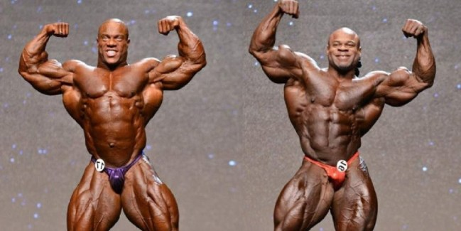 Kai Greene is banned