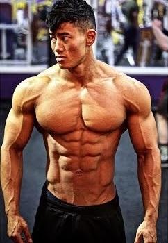 bodybuilder on anavar