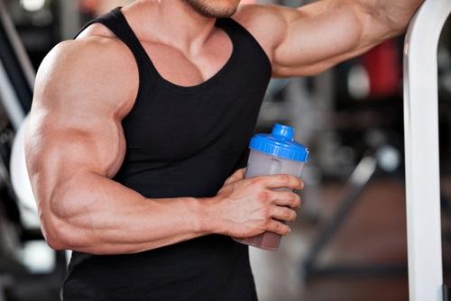 big bodybuilder