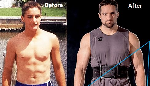 layne norton transformation
