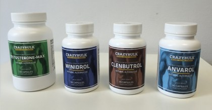 clenbuterol and winstrol cutting stacks