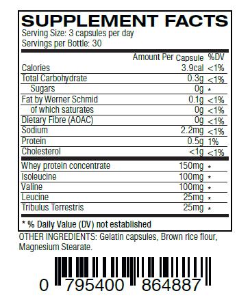 dbal ingredients