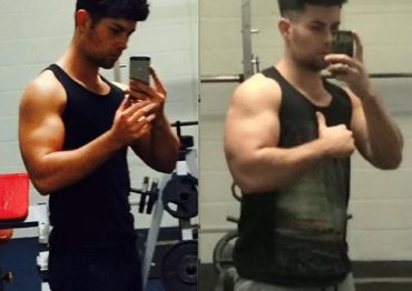 11 week transformation