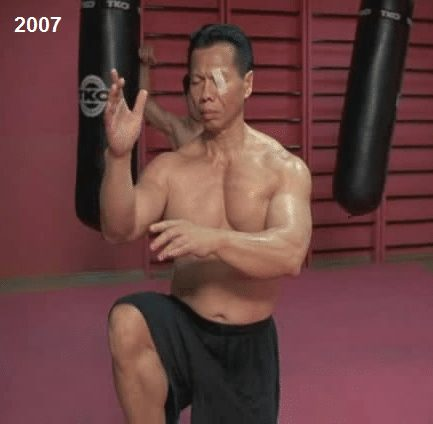 Bolo yeung in 2007
