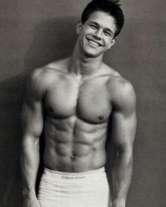 young mark wahlberg