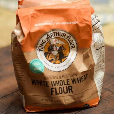What is White Whole Wheat Flour?
