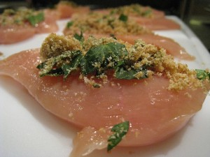 Raw Chicken Breast (Photo credit: Flickr)
