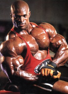 Ronnie Coleman diet and nutrition