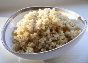 21 quinoa