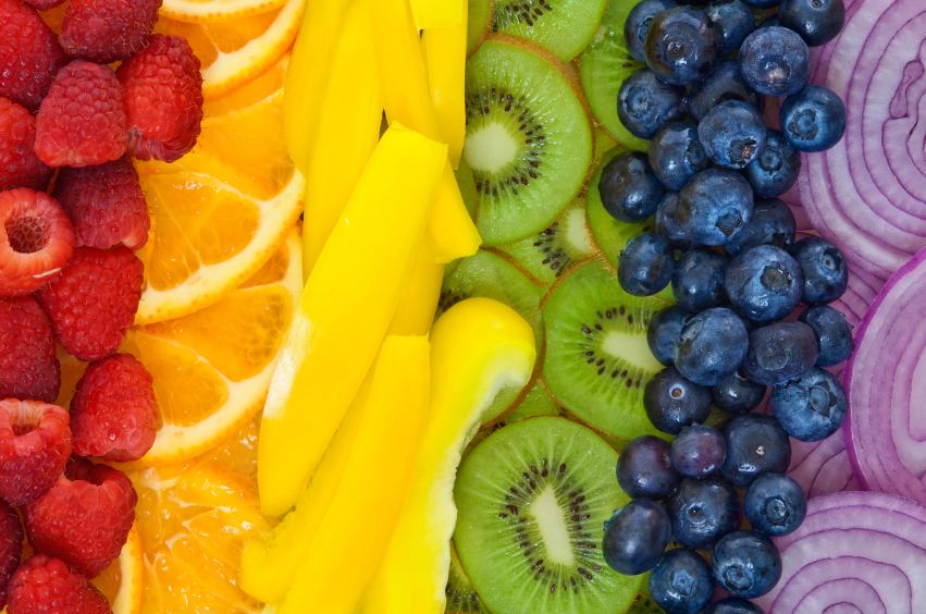 23 glycemic index fruits