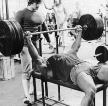 34 bench press