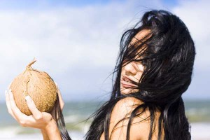 45 - coconut oil skin and hair benefits