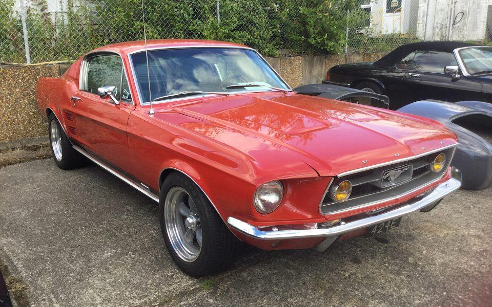 This car is great a weekend warrior. 1967 Mustang Classic Mustang Muscle Car Uk