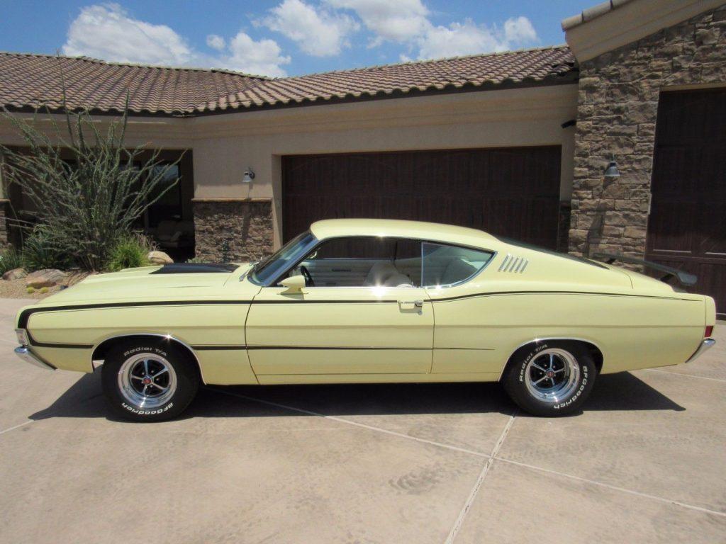 1965 Mustang Convertible Blue