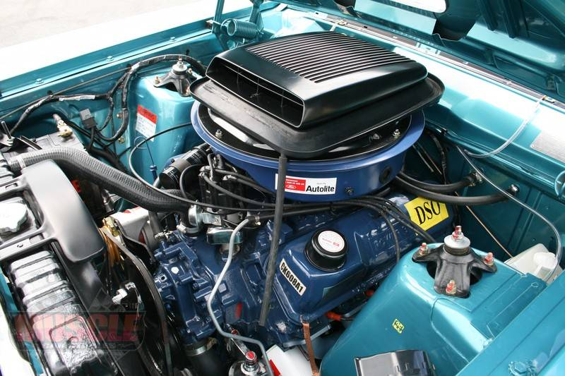 351 Ford Engine Wiring Diagram Xy Gt Replica In It S Original Teal Glow Paint Code