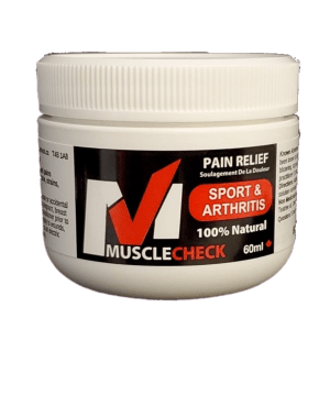 60ml jar Pain Relief