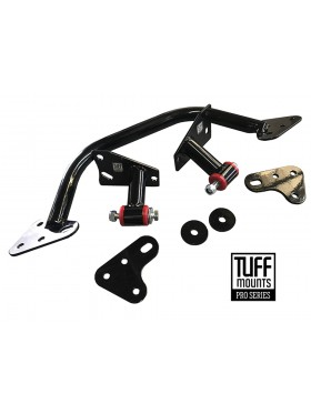TUFF MOUNTS, Engine Mounting KIT for BARRA CONVERSION XM